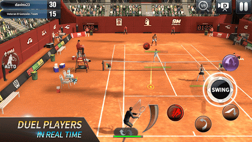 Ultimate Tennis cheathackgameplayapk modresources generator 4