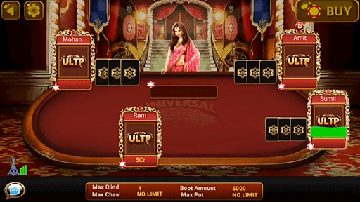 Universal Teen Patti – Indian Poker Game 0.20 cheathackgameplayapk modresources generator 4