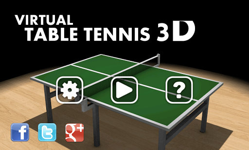 Virtual Table Tennis 3D cheathackgameplayapk modresources generator 4