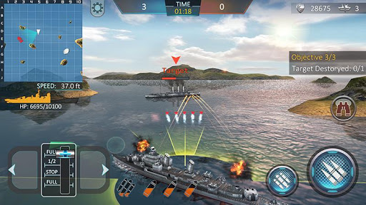 Warship Attack 3D cheathackgameplayapk modresources generator 2