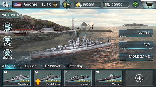 Warship Attack 3D cheathackgameplayapk modresources generator 5