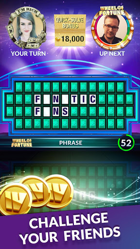 Wheel of Fortune Free Play Game Show Word Puzzles cheathackgameplayapk modresources generator 5