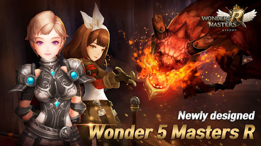 Wonder5 Masters R 1.1.48 cheathackgameplayapk modresources generator 1