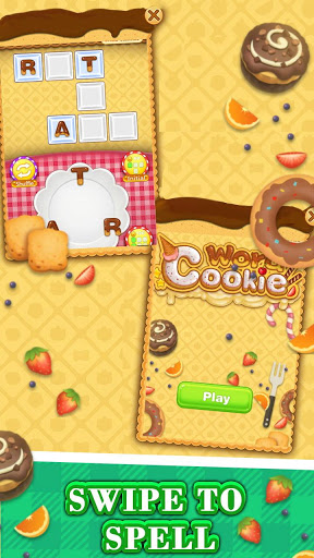 Word Cookie Cookie Words for Fun 1.0.2 cheathackgameplayapk modresources generator 2