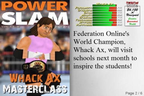 Wrestling Revolution cheathackgameplayapk modresources generator 4