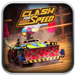 Download Clash for Speed – Xtreme Combat Racing 1.1.5 APK, APK MOD, Clash for Speed – Xtreme Combat Racing Cheat