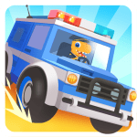 Download Dinosaur Police Car 1.0.2 APK, APK MOD, Dinosaur Police Car Cheat