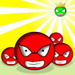 Download Red ball VS Green King Shooter 1.0.2 APK, APK MOD, Red ball VS Green King Shooter Cheat