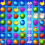 Free Download Juice Fruity Splash – Puzzle Game & Match 3 Games APK, APK MOD, Cheat