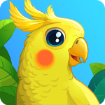 Download Bird Land Paradise: Pet Shop Game, Play with Bird APK, APK MOD, Cheat