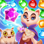 Download Treasure hunters match-3 gems APK, APK MOD, Cheat