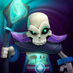 Free Download Clash of Wizards: Battle Royale APK, APK MOD, Cheat