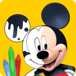Free Download Disney Color and Play  APK, APK MOD, Disney Color and Play Cheat