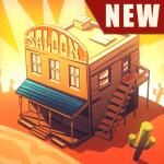 Free Download Wild West Idle Tycoon Tap Clicker Game 1.7.8 APK, APK MOD, Wild West Idle Tycoon Tap Clicker Game Cheat