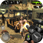Download Zombie Shooter Hunt For Zombie 3D APK, APK MOD, Cheat Unlimited Gold and Cash