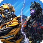 Free Download Super Robot Transformation Robot Fighting Games APK, APK MOD, Cheat