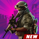 Download Combat Strike: Online Gun Shooting Games – FPS War APK, APK MOD, Cheat