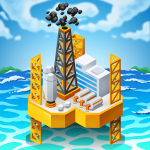 Download Oil Tycoon 2 – Idle Clicker Factory Miner Tap Game APK MOD Cheat