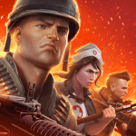 Free Download World War Rising MOD APK Cheat