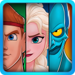 Download Disney Heroes: Battle Mode APK MOD Cheat