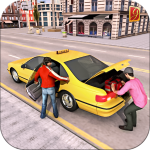 Download Drive Mountain City Taxi Car: Hill Taxi Car Games MOD APK Cheat