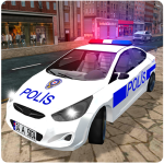 Download Real Police Car Driving Simulator 3D APK MOD Cheat
