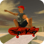 Download Skating Freestyle Extreme 3D APK MOD Cheat