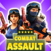 Free Download Combat Assault: CS PvP Shooter 1.59.90 APK MOD, Combat Assault: CS PvP Shooter Cheat