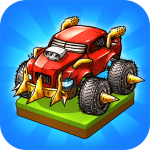 Download Battle Car Tycoon: Idle Merge games 1.0.11 APK MOD, Battle Car Tycoon: Idle Merge games Cheat