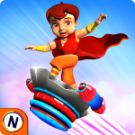 Download Super Bheem Master Run MOD APK Cheat
