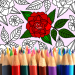 Download Adult Coloring: Flowers MOD APK Cheat