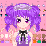 Download Anime Virtual Character Dress Up Game 2.1 APK MOD, Anime Virtual Character Dress Up Game Cheat