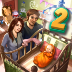 Free Download Virtual Families 2 1.7.4 APK MOD, Virtual Families 2 Cheat