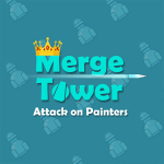 Free Download Merge Tower – Attack on Painters 1.0.17 APK MOD, Merge Tower – Attack on Painters Cheat