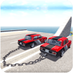 Free Download Chained Cars Against Ramp 3D 3.8.0.9 APK MOD, Chained Cars Against Ramp 3D Cheat