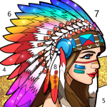 Free Download Color by Number – Happy Paint 1.2.1 MOD APK, Color by Number – Happy Paint Cheat