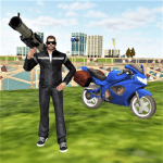 Free Download City of Crime Liberty 1.1 MOD APK, City of Crime Liberty Cheat