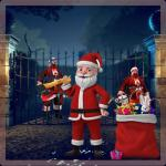 Free Download Scary Santa Granny Chapter 2 – Escape Horror House MOD APK Cheat