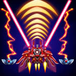 Download Galaxy Invader: Space Shooting APK MOD Cheat
