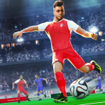 Download World Soccer Strike Tournament Champion MOD APK Cheat