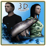 Free Download GoFishing3D The Real Fishing 1.6 MOD APK, GoFishing3D The Real Fishing Cheat