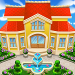 Download Home Design & Mansion Decorating Games Match 3 MOD APK Cheat