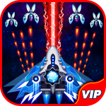 Free Download Space Shooter: Alien vs Galaxy Attack (Premium) MOD APK Cheat