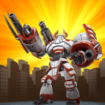 Free Download World War Bots 1.0.2 APK MOD, World War Bots Cheat