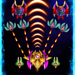 Download Space attack – infinity air force shooting 2.4 MOD APK, Space attack – infinity air force shooting Cheat
