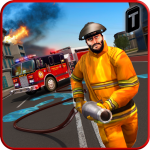 Free Download American FireFighter 2017 1.5 APK MOD, American FireFighter 2017 Cheat