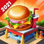 Free Download Cooking Crush: New Free Cooking Games Madness APK MOD Cheat