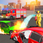 Free Download Firefighter Truck 911 Rescue: Emergency Driving 1.0.3 APK MOD, Firefighter Truck 911 Rescue: Emergency Driving Cheat