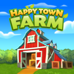 Free Download Happy Town Farm: Farming Games & City Building 0.21.2 APK MOD, Happy Town Farm: Farming Games & City Building Cheat