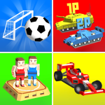 Download Cubic 2 3 4 Player Games 1.9.9.9 APK MOD, Cubic 2 3 4 Player Games Cheat